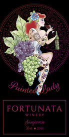 2018 Painted Lady Sangiovese